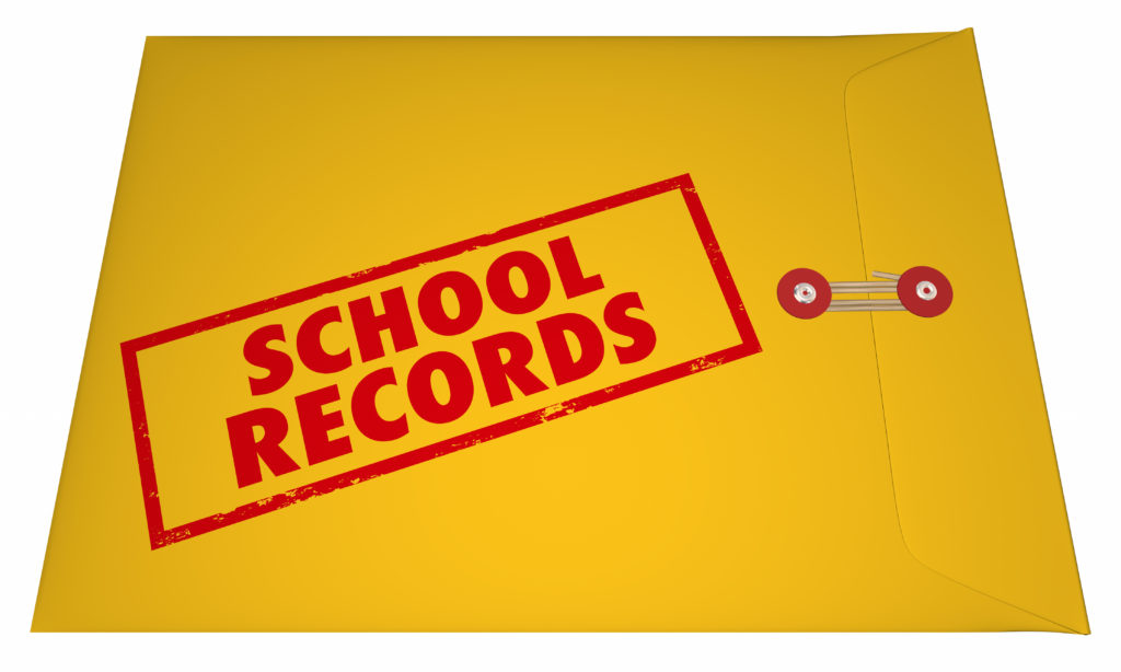 fathers rights to school and medical records