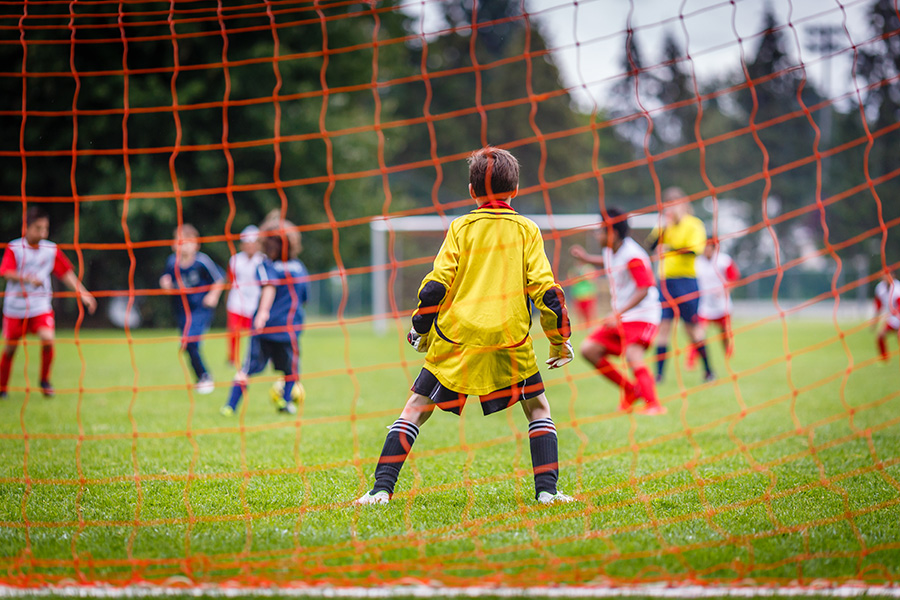 support your child in sports