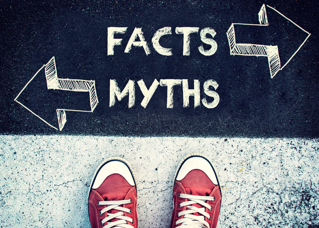 Divorce Myths and Facts